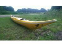 P&H Iona sea kayak.