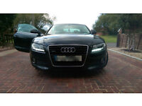 2007 Audi A5 Coupe 3.0TDI QUATTRO;236bhp;12 months MOT;1 owner;111711 miles;cream leather;show room!
