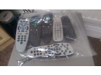 DVD players and Sky Boxes