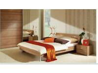 Bedstead and Mattress (Double)