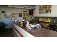 Freehold fish and chip shop takeaway business/property for sale