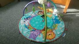 Rainforest Fisher-Price playgym