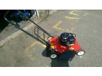 Briggs and straton petrol mower for sale