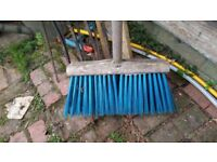Garden tools,builders job lot shed clearance,sledge hammers,broom,forks,shovel, saws