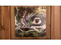 Pendulum 'Hold Your Colour' Triple Vinyl LP Album (Rare)