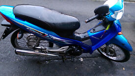 honda anf125 scooter
