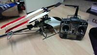 Trex 450 RC helicopter