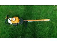 "Stihl HS86R 30"" Blade Petrol Hedge Trimmer / Cutters"