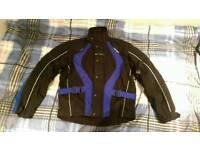 Motorbike jacket by j and s cordura