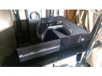 Selling Xbox One 500gb console. Fully boxed, 1 controller, all leads and power cords inc.