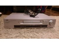 JVC NV 255 DVD player