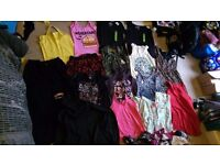 bundle of womens clothes all good condition some still have tags on
