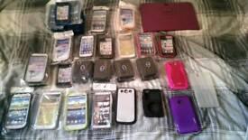 Mobile phone accessories joblot