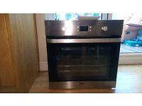 BEKO 65l built-in-oven in excellent working condition!