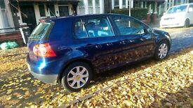 VW Golf 1.9tdi Sport - 75,400 miles - 2005 - FSH 11M MOT Just fully serviced - Full History Checked