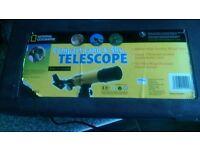 Land & sky telescope