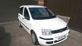 Fiat Panda Active 1.1 White 5 door.16,000mls