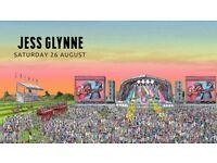 X 2 PREMIER Jess Glynne tickets live at Newmarket races