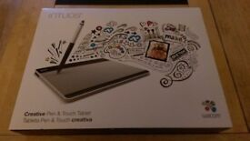Intuos Creative Pen and Touch Tablet