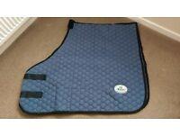 Horse anti rub vest/shoulder guard