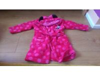 Dressing-gown Disney size 2-3years