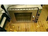Lincat catering convection oven