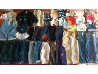 6-9 Months Baby Boys Clothes Bundle