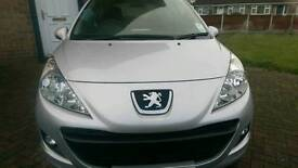 Limited Edition Peugeot 207