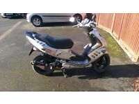 Peugeot speedfight 2 50 cc