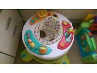 Mothercare walker/activity centre with sounds