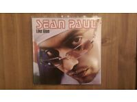 "Sean Paul 'Like Glue' 7"" Vinyl Single (Includes fold-out poster sleeve)"