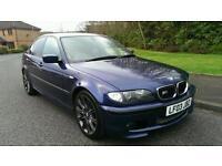 2003 BMW 330d SPORT AUTO * DIESEL * FULL YEAR MOT *