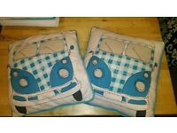 VW camper cushion covers