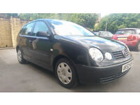 2002 VOLKSWAGEN POLO SDI, DIESEL *BRAND NEW MOT*, NICE DRIVE, TIDY CONDITION