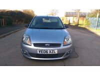 FORD FIESTA 14 ZETEC CLIMATE LOW MILES SERVICE HISTORY LONG MOT