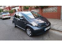 Toyota Aygo 1L 5 door Automatic. Excellent Condition