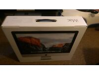 brand new sealed in box iMac 21.5inch 2.8ghz processor selling in apple store £1049 grab a bargain