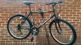 "Probike 26"" Wheels Mudguards and Dynamo Lights"