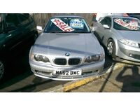 BMW 318SE GREAT CAR COMES WITH 3 MONTHS WARRANTY