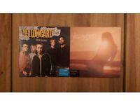 Yellowcard 'Ocean Avenue' & 'Way Away' Limited Edition Coloured 7 inch Vinyl Singles