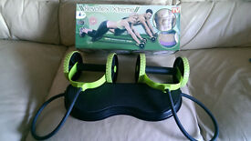 Revoflex Xtreme exerciser/trainer