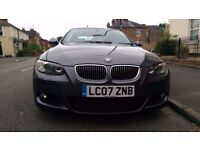 BMW 3 SERIES E92 335I M SPORT - Sparkling Graphite - 11 Months MOT