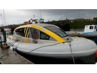 WILD-LIFE TOUR BOAT BUSINESS FOR SALE IN NAIRN