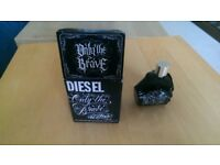 perfume diesel only the brave never used