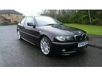 2004 54 BMW 325 CI SPORT COUPE AUTOMATIC * FULL SERVICE HISTORY *