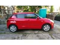 2017 suzuki swift sz-t 1.0 boosterjet at half price only 512 miles