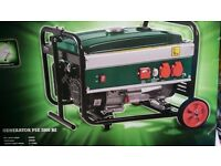 *** BRAND NEW AND BOXED 2800W GERMAN MADE 4 STROKE PETROL GENERATOR***