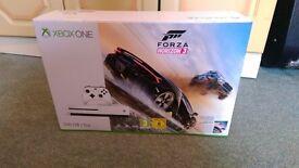 Microsoft Xbox One S Console, BRAND NEW - White, 500GB