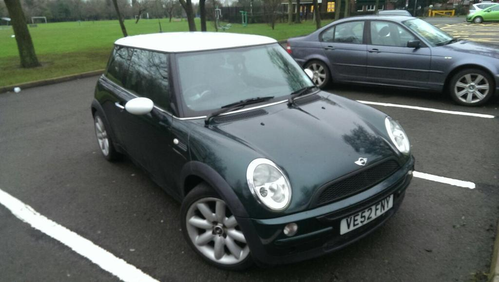mini cooper 2003 1 6 in sandwell west midlands gumtree. Black Bedroom Furniture Sets. Home Design Ideas