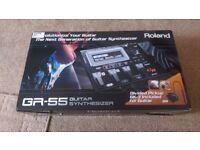 Roland GR-55 guitar pedal